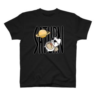 【通販限定カラー】りっち×土星 T-shirts