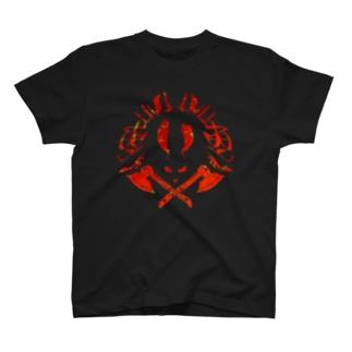 ハントレスシリーズ T-shirts