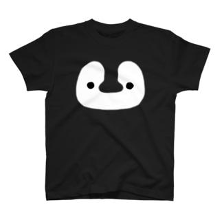もじじのぺんちゃんがいつでもそばから見ている服 T-shirts