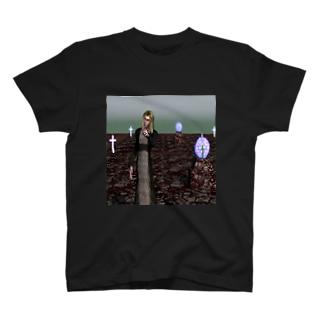 闇夜 T-shirts