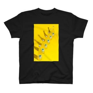 パイナップルソーダー T-shirts