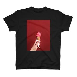 ストロベリージェラート T-shirts