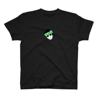 辻フェイス(顔白) T-Shirt