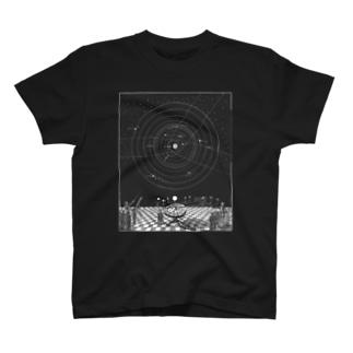 スミスの図解天文学 T-shirts