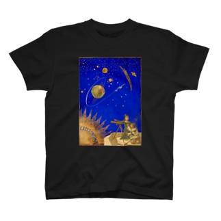 「天体観測展・月世界旅行」 T-shirts