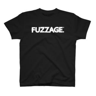 FUZZAGE No.1 T-shirts