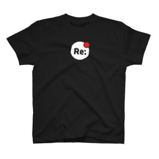 ReMeetアイコンDark T-shirts