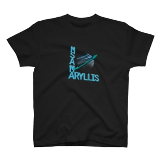 Ms Amaryllis 3D planet T-shirts