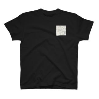 時計の中のひとたちmono T-shirts