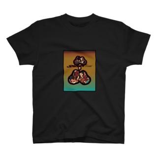 shnik_Tシャツ.1号 T-shirts