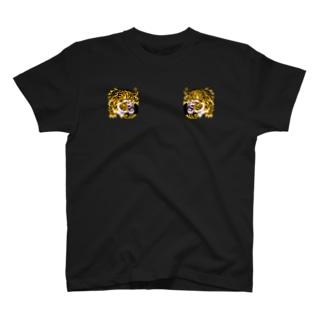 東西タイガー T-shirts
