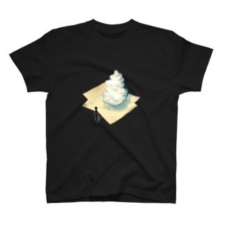 上の空。『積乱雲』 T-shirts