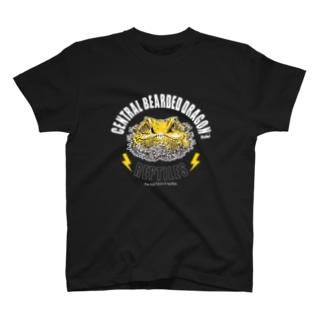 フトアゴのかお T-shirts