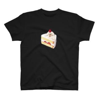 ビッグショートケーキ ミンミン  T-shirts