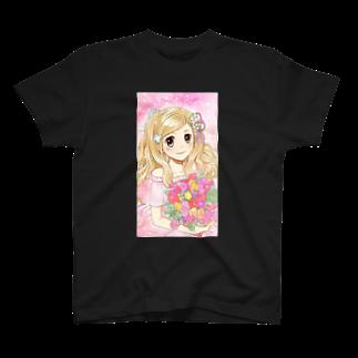 nakaji_のangel aya T-shirts
