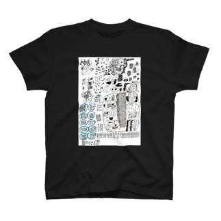 居留守3 T-shirts