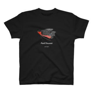 パールグラミーオス(発情中)濃い色用 T-shirts