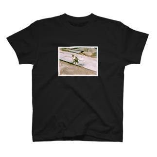 ぷりぷりうちゅうじんのおもいで T-shirts
