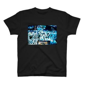 渋谷 T-shirts