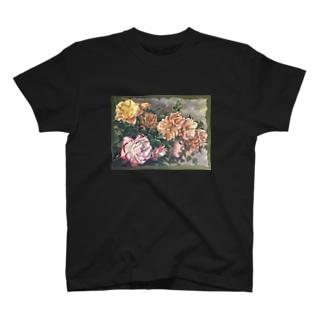 bouquet T-shirts