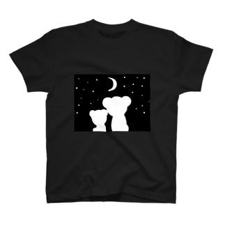 モノくま T-shirts