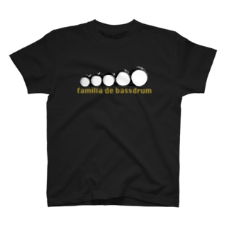familia de bassdrum T-shirts