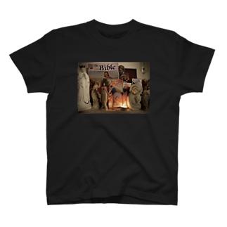 The Bible T-shirts