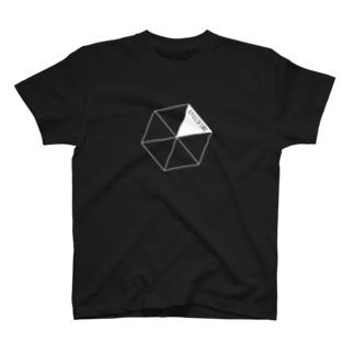 PENTAGON dark (a piece of cake) T-shirts