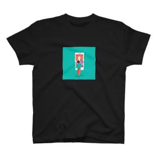 ゴメスのOnline MEETing T-shirts