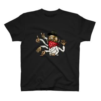 30指のギャングスタ T-shirts