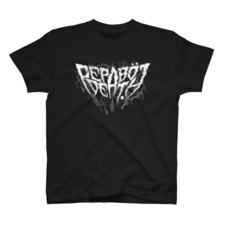 PEPABO DEATH - Lightning T-shirts