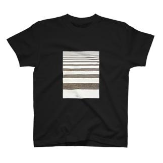 オレ達の横断歩道 T-shirts