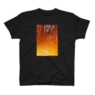 感光 T-shirts