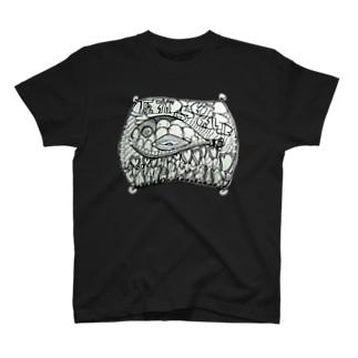 原宿に行きたい魚 T-shirts