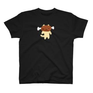 【Full Colored】にくねこ NK-T1 / A Meat Guy T-Shirt