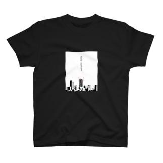 高い所が苦手な人のためのシャツ T-shirts