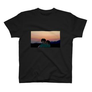 夕焼けの放課後 T-shirts