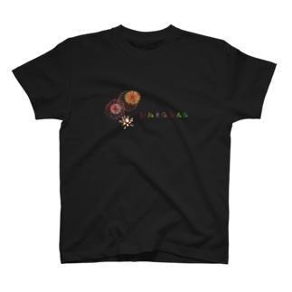 炎色反応と花火 T-shirts