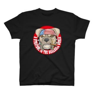 【限定10着】「球界の野良犬」直筆バックプリントVer. T-shirts