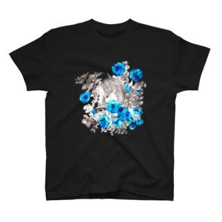 清原紘の朝顔少女 T-shirts
