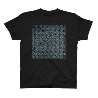 東海手芸チャンネル☪hoshiosのねこ─ドクロ T-shirts