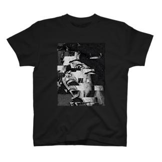 分離する精神 T-shirts