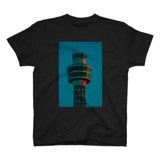 AUCH フォトTシャツ 黒 T-shirts
