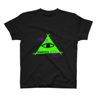 発光ミッドくん T-Shirt