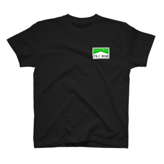 PAL-C BOMB× chameleon T-shirts