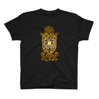 ファーティマの手 T-shirts