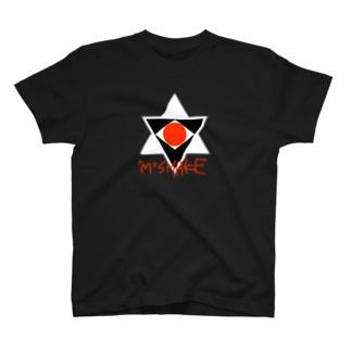 """M""SHAKE T-shirts"
