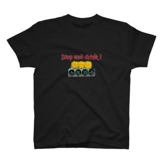 タンポポ信号機 T-Shirt