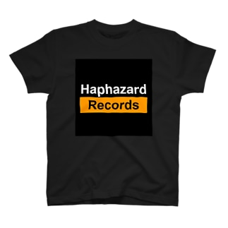 Haphazard Records Goods T-shirts