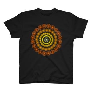 でっかい花火の花 T-shirts